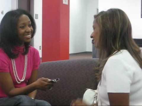 Kim Ford interviews Shanti Das, Executive VP Universal Motown at I AM W.E.E.N Atlanta