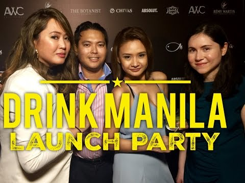 Drink Manila Online Magazine Launch Party Hooch Gastropub Makati by HourPhilippines.com