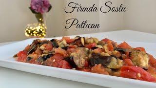 Sağlıklı Fırında Patlıcan Kızartması - Pratik Tarif / Yemek Tarifleri - Melis'in Mutfağı