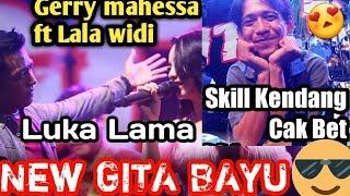 Cover Kendang Cak ROBET - LUKA LAMA - Gerry Mahessa ft. Lala Widi - New GITA BAYU