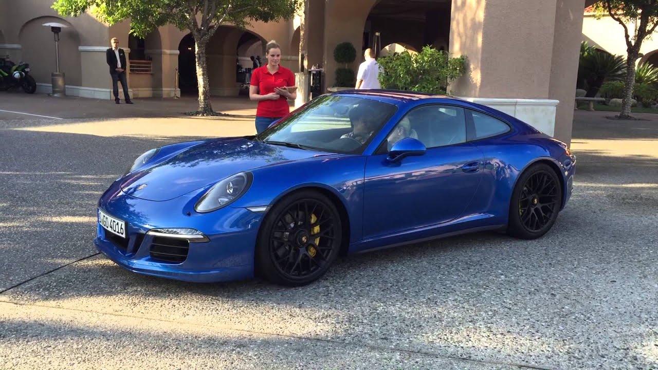 2015 Porsche 911 Carrera GTS First Drive - Motor Trend
