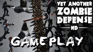 Yet Another Zombie Defense HD | PC Indie Gameplay
