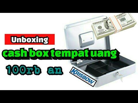Cash Box Krisbow Unboxing Tandingan Casbox Joyko Cb 21 Cb 26 Cb 27 Cb 32