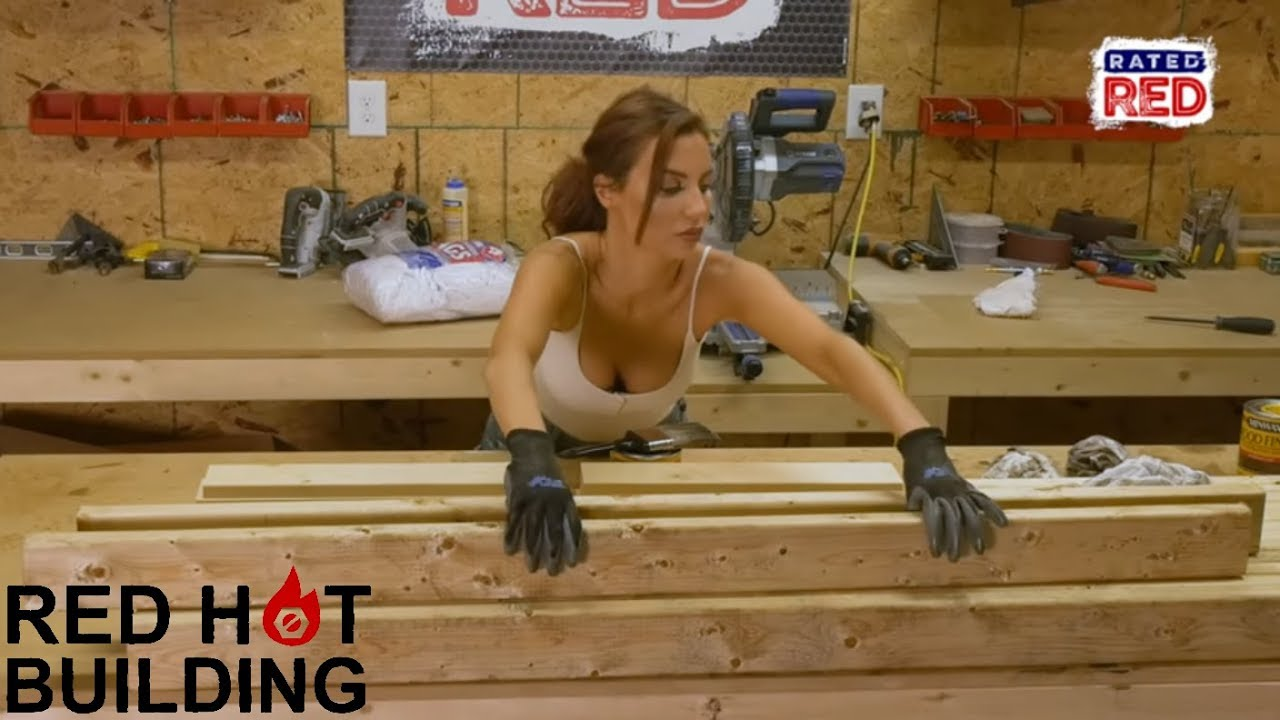 Outdoor Bench Red Hot Building Youtube Amanda mertz is a member of vimeo, the home for high quality videos and the people who love them. outdoor bench red hot building