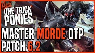 Patch 6.2 Mordekaiser Mid OTP - Matchup: Viktor - Ranked Master KR