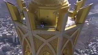 Minar of Makkah .(Mashaallah)