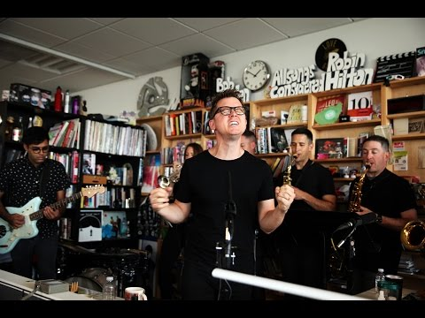 Son Lux: NPR Music Tiny Desk Concert