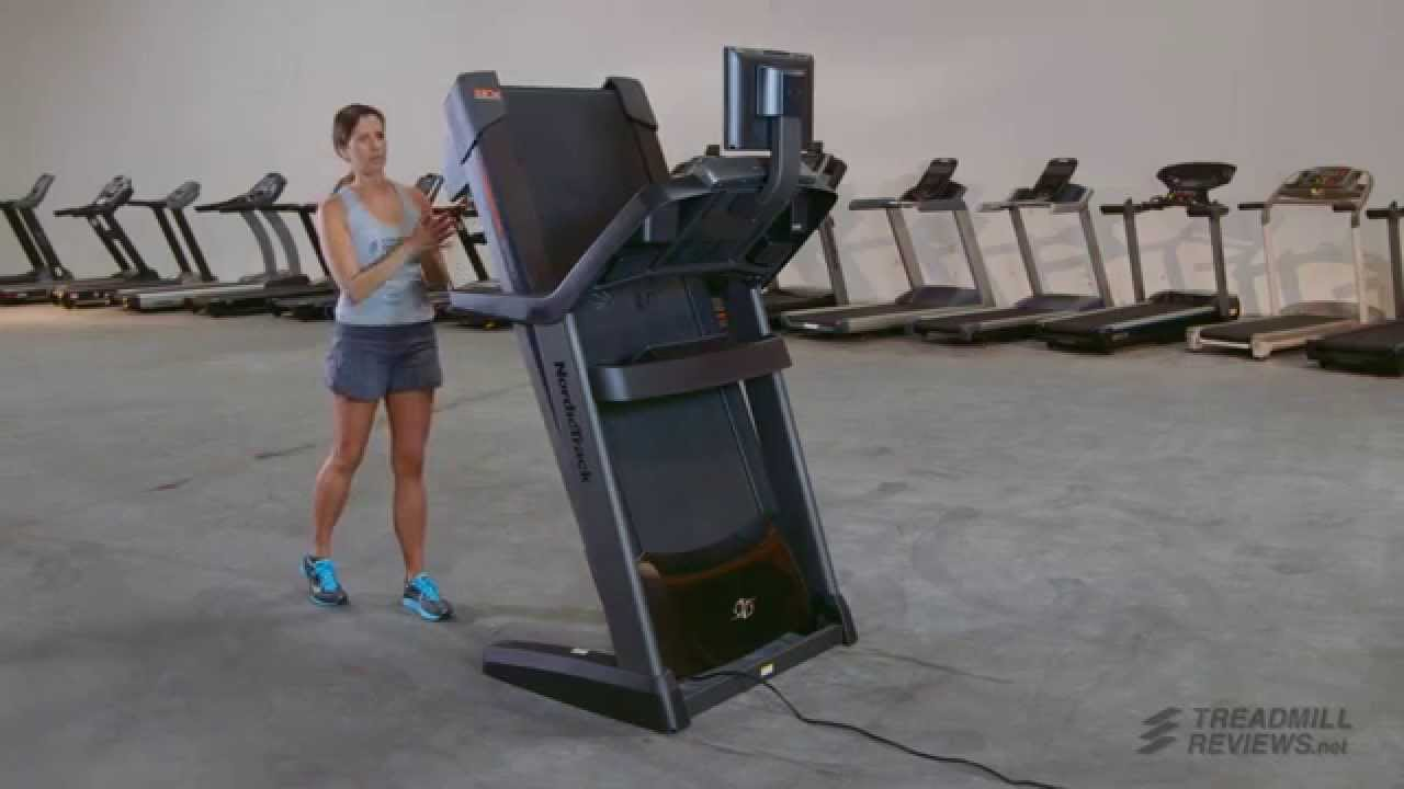 NordicTrack Commercial 2450 Folding Treadmill Review (2016 Model)