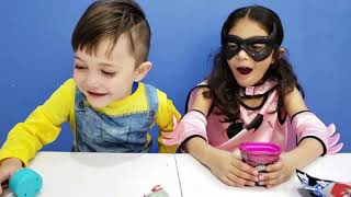 Disney Lighting McQueen Cars and PJ Masks Toy Surprise Presents