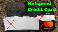 ✅  Netspend Bank Credit Debit Card Mastercard Review 🔴