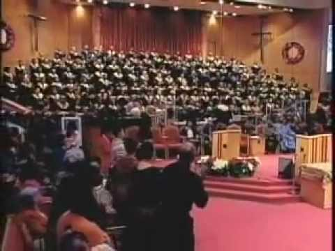 Trinity United church of Christ - I Can Go To God