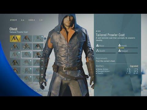 Assassin S Creed Unity Tailored Phantom Coat