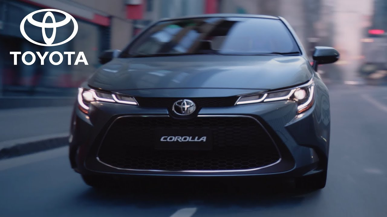 New Toyota Corolla >> The All New Toyota Corolla Sedan Sporty