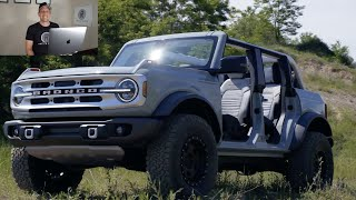 Is the 2021 Ford Bronco FIRST LOOK worth the wait?