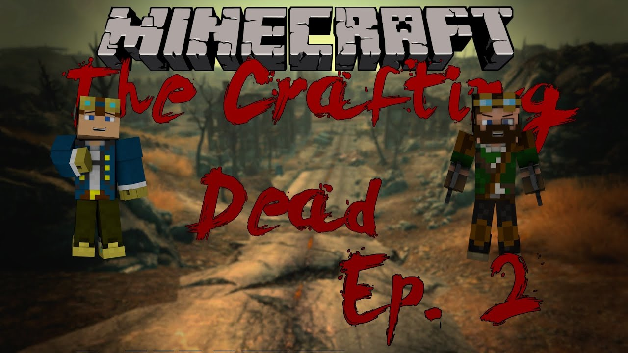 Minecraft The Crafting Dead Hunt Mini Game Episode #2