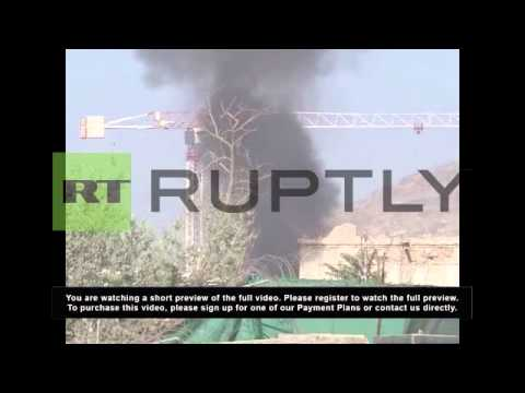Afghanistan: Taliban attack Presidential Palace, Kabul