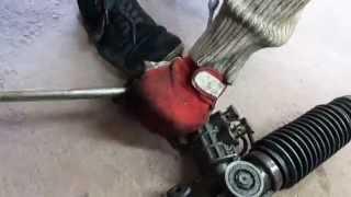 видео BMW E36 Замена сальника КПП и эластичной муфты