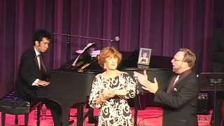 Wunderbar  Steven Solomon piano - Kathleen and Wayne Messmer vocals - Cabaret