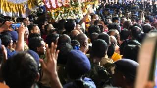 Sri Jagannatha rathayatra in Puri..on the way to Gundicha. 20th,july,2015