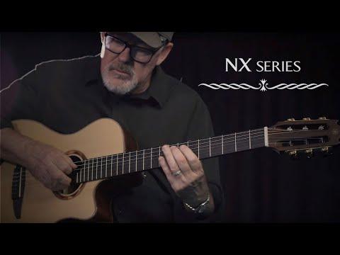 Yamaha Acoustic-Electric Nylon-String Guitars   New NX Series