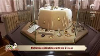 Merită văzut! Este UNIC în Europa - Muzeul Ceasului din Ploieşti