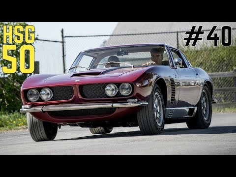 THE HSG TOP 50! - #40 - ISO Grifo