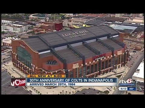 Indianapolis marks Colts