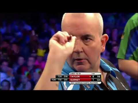 German Darts Masters 2017 -  Phil Taylor vs Daryl Gurney