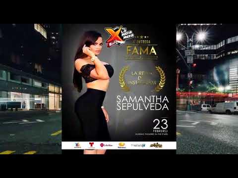 Premios latinos Fama.y La X la merara Radio