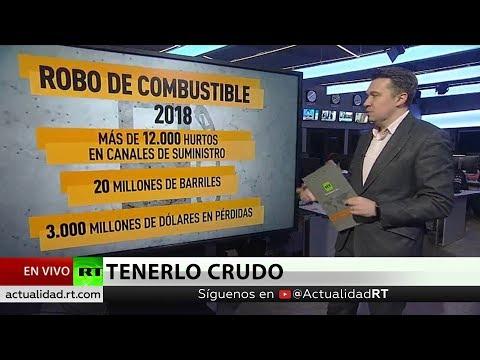 El 'huachicoleo': La crisis de robo de combustible en México