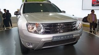 2012 Renault Duster - Video Review