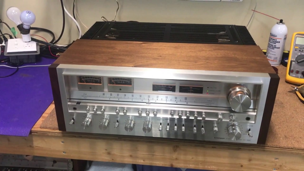 SX-1980 Amazing Condition Inside and Out! by fhamre