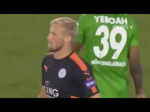 ملخص ما فعله رياض  محرز ضد بوروسيا مونشنجلادباخ 2017 8 4 Mahrez vc Borussia Monchengladbach