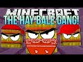 THE HAY BALE GANG | Minecraft: Hide N Seek Minigame!