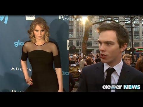 Jennifer Lawrence and Nicholas Hoult Back Together?!