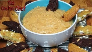Peanut Butter Dessert Dip (featuring Cooking With Karma!)