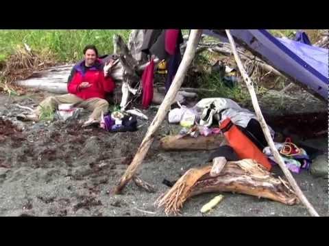 Alaska Kayaking Expedition - Juneau to Skagway