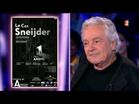 Pierre arditi on n 39 est pas couch 4 f vrier 2017 onpc youtube - Pierre niney on n est pas couche ...