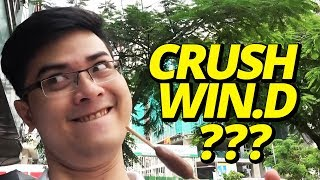 crush cua wind la ai