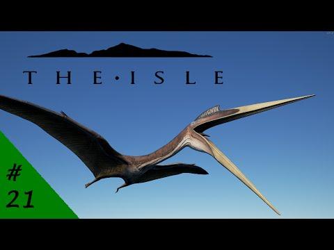 THE ISLE | Gameplay Español | #21 | Quetzalcoatlus - Un Tributo al Dios Azteca