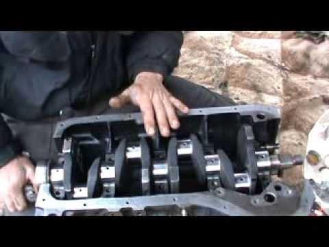 Как собрать двигатель ВАЗ 2106 (Нива) часть 1. Сделай сам.