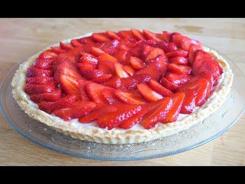 recette-108-:-tarte-aux-fraises-&-mascarpone-/-strawberry-&-mascarpone-tart