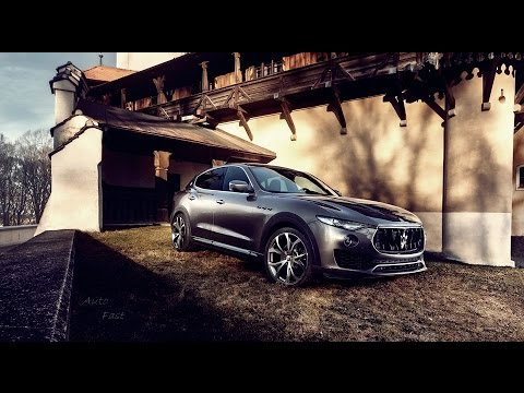 Maserati Levante  |  by  Novitec  exhaust sound !!! & design