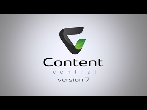 Introducing Content Central Version 7 | Document Management Software