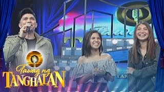 Tawag ng Tanghalan: Jhong imitates the voice of Big Brother