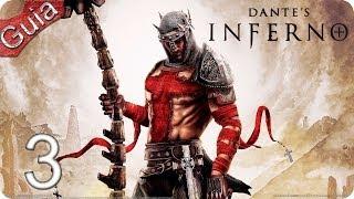 Dantes Inferno Walkthrough parte 3 Español