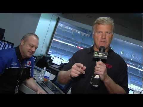 Supercross LIVE! 2012 - Toyota Tailgate Talk - AMA Timing & Scoring