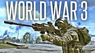 FIRST LOOK AT WW3! - World War 3 Gameplay with LevelCapGaming