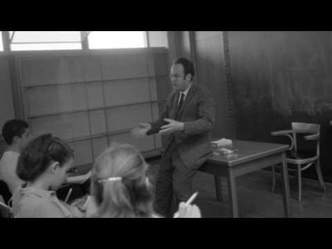 """Allen Grossman - Lecture #7 [Part 2] - Yeats' """"Among School Children"""""""