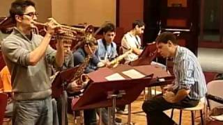 Composing for Jazz Orchestra